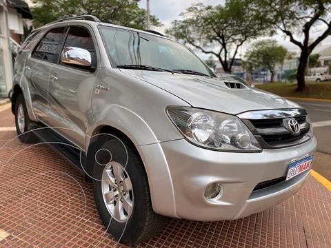 Toyota SW4 3.0 Cuero Aut usado (2007) color Gris financiado en cuotas(anticipo $1.530.000)
