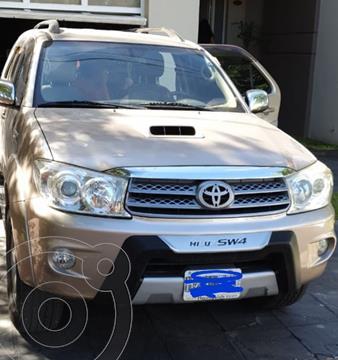 foto Toyota SW4 SRV TDi Cuero usado (2009) color Bronce precio $2.150.000
