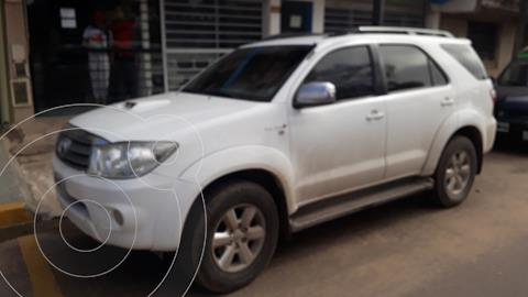 Toyota SW4 SRV TDi Cuero usado (2010) color Blanco precio $2.180.000