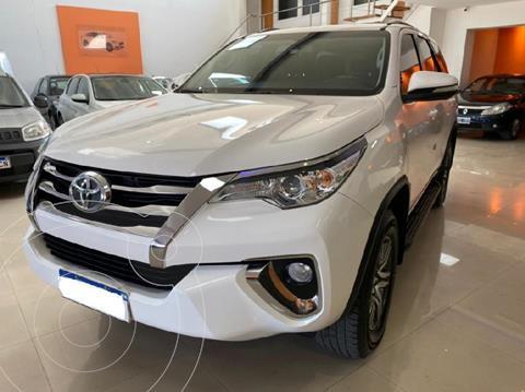 Toyota SW4 SR 5 Pas usado (2017) color Blanco precio $5.290.000