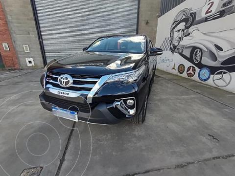 Toyota SW4 SRX 7 Pas usado (2016) color Negro precio $6.050.000