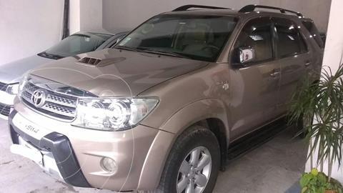 Toyota SW4 SRV Cuero usado (2011) color Bronce precio $3.000.000