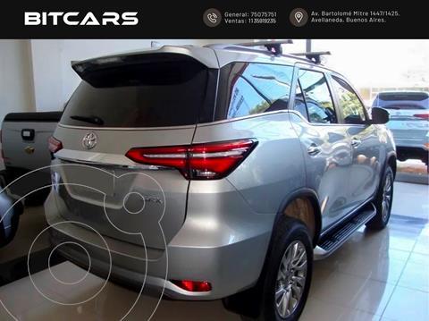 Toyota SW4 SRX 7 Pas Aut nuevo color Gris Oscuro precio $9.460.000