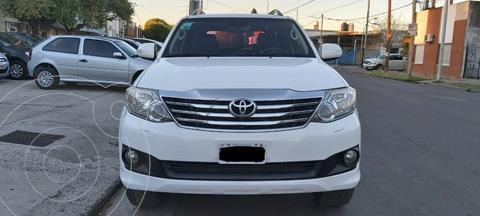 Toyota SW4 SRV 5 TDi Cuero Aut  usado (2014) color Blanco precio $2.950.000