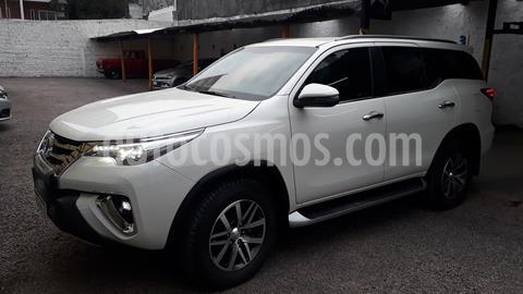 Toyota SW4 SRX 7 Pas Aut usado (2018) color Blanco Perla precio u$s29.500