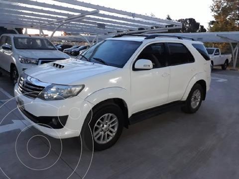Toyota SW4 SRV 5 TDi Cuero Aut  usado (2013) color Blanco precio $3.740.000