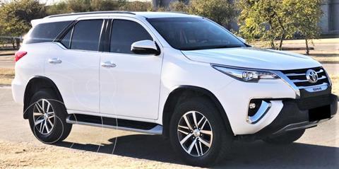 Toyota SW4 SRX 7 Pas Aut usado (2018) color Blanco precio u$s44.500