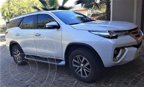 Toyota SW4 SRX 7 Pas Aut usado (2017) color Blanco precio $5.900.000