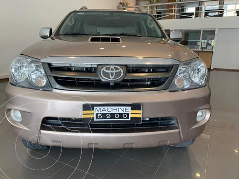 Toyota SW4 3.0 Cuero Aut usado (2008) color Dorado precio $2.590.000