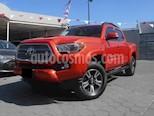 Foto venta Auto usado Toyota Tacoma Edicion Especial 4x4  color Naranja precio $598,000