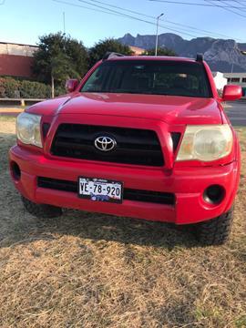 Toyota Tacoma TRD Sport  usado (2006) color Rojo precio $225,000