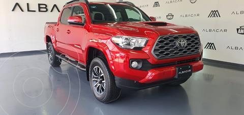 Toyota Tacoma Edicion Especial 4x4  usado (2021) color Rojo precio $839,900