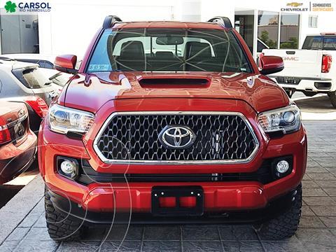Toyota Tacoma Edicion Especial 4x4  usado (2019) color Rojo precio $769,000