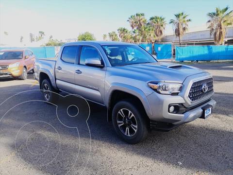 Toyota Tacoma TRD Sport usado (2019) color Plata precio $630,000