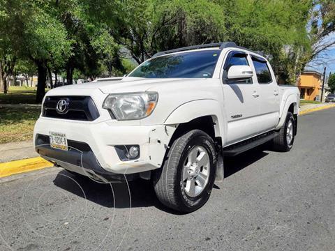 foto Toyota Tacoma TRD Sport usado (2013) color Blanco precio $295,000