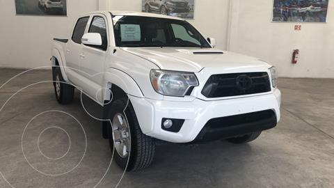 Toyota Tacoma SPORT usado (2015) color Blanco precio $410,000