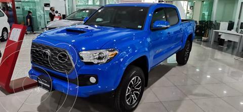 Toyota Tacoma TRD Sport usado (2021) color Azul precio $670,000
