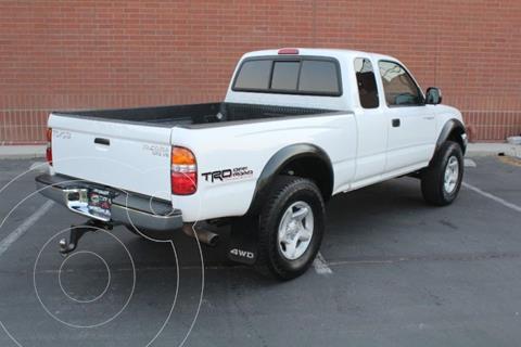 Toyota Tacoma Sport 4x4  usado (2001) color Blanco precio $120,000