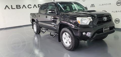Toyota Tacoma TRD Sport usado (2015) color Negro precio $419,900