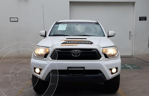 Toyota Tacoma TRD Sport usado (2015) color Blanco precio $398,000