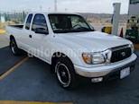 Foto venta Auto usado Toyota Tacoma SR5 (2001) color Blanco precio $78,000