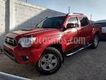 Foto venta Auto usado Toyota Tacoma TRD Sport 4x4 (2015) color Rojo precio $420,000