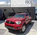 Foto venta Auto usado Toyota Tacoma TRD Sport 4x4 (2012) color Rojo precio $309,000