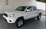 Foto venta Auto usado Toyota Tacoma TRD Sport 4x4 (2014) color Blanco precio $295,000