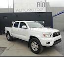 Foto venta Auto usado Toyota Tacoma TRD Sport 4x4 (2013) color Blanco precio $365,000