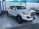 Foto venta Auto usado Toyota Tacoma TRD Sport 4x4 (2017) color Blanco precio $585,000