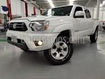 Foto venta Auto usado Toyota Tacoma TRD Sport 4x4 (2015) color Blanco precio $370,000