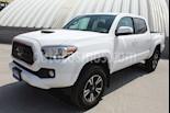 Foto venta Auto usado Toyota Tacoma TRD Sport (2018) color Blanco precio $595,000