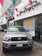 Foto venta Auto usado Toyota Tacoma TRD Sport color Plata precio $395,000