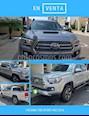 Foto venta Auto usado Toyota Tacoma TRD Sport (2016) color Plata Metalizado precio $485,000