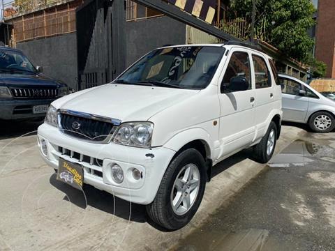 Toyota Terios 1.5L usado (2005) color Blanco precio u$s4.600
