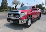 Foto venta Auto Seminuevo Toyota Tundra 5.7L Crew Max SR5 4x2 (2015) color Rojo Fuego precio $499,000