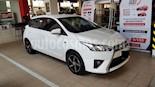 Toyota Yaris Hatchback 1.3L GLi Aut  usado (2017) color Blanco precio u$s13,500