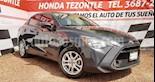 Foto venta Auto usado Toyota Yaris R LE Aut (2018) color Gris Metalico precio $212,000