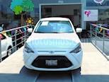 Foto venta Auto usado Toyota Yaris R LE (2017) color Blanco precio $210,000