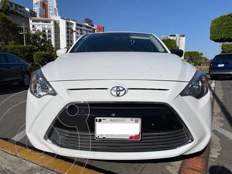 Toyota Yaris R LE Aut usado (2017) color Blanco precio $174,000
