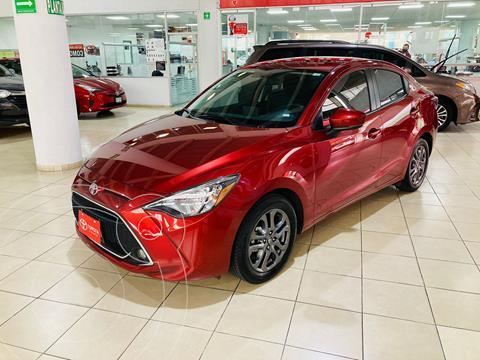 Toyota Yaris R XLE Aut usado (2020) color Rojo precio $289,000