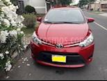 Foto venta Auto usado Toyota Yaris Sedan 1.3 GLi Aut (2014) color Rojo Metalizado precio u$s10,800