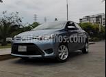 Foto venta Auto Usado Toyota Yaris Sedan 1.3L GLi CVT (2017) color Azul precio u$s13,800