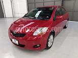 Foto venta Auto usado Toyota Yaris Sedan 4p Sedan Premium Aut A/A E/E (2010) color Rojo precio $110,000