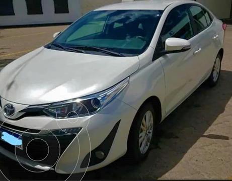 Toyota Yaris Sedan 1.5 XLS usado (2018) color Blanco Perla precio $1.600.000
