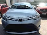 Foto venta Auto usado Toyota Yaris Sedan Core Aut color Plata precio $175,000