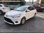 Foto venta Auto Seminuevo Toyota Yaris Sedan Core Aut (2017) color Blanco precio $167,000