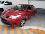 Foto venta Auto usado Toyota Yaris Sedan Core Aut color Rojo precio $189,000