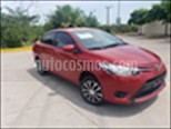 Foto venta Auto usado Toyota Yaris Sedan Core Aut (2017) color Rojo precio $182,000