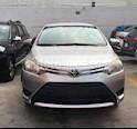 Foto venta Auto Seminuevo Toyota Yaris Sedan Core Aut (2017) color Plata precio $183,000